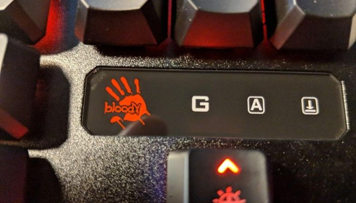 Bloody Gaming B930 Mechanical Keyboard: Sized to Dominate