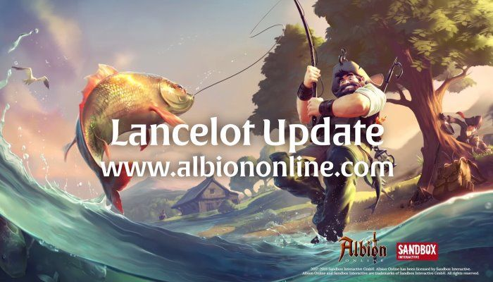 Lancelot Update is Released! (Sponsored) - Albion Online News