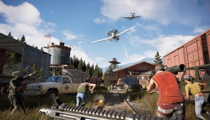 Far Cry 5 Review - Fabulous & Frustrating