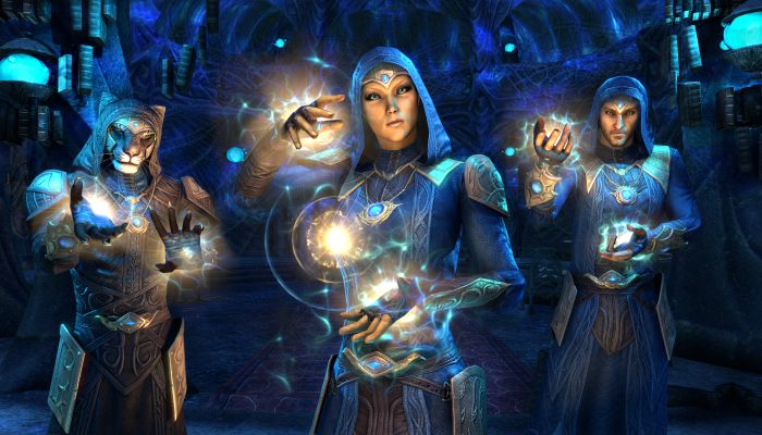 We Chat with Rich Lambert About the Summerset Isles