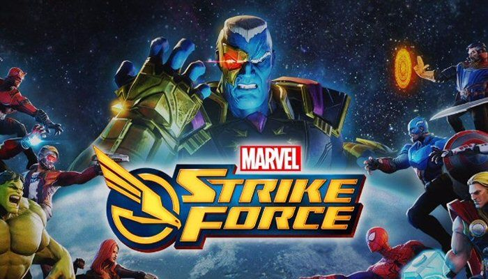 Marvel Strike Force is Galaxy of Heroes for Marvel Fans