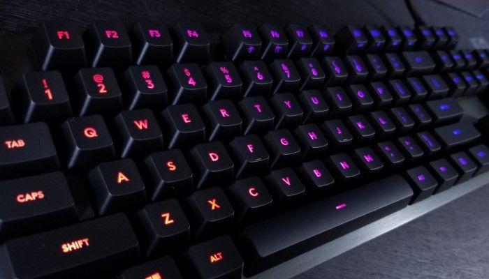 Logitech G513 Carbon: Romer-G Goes Linear - MMORPG com