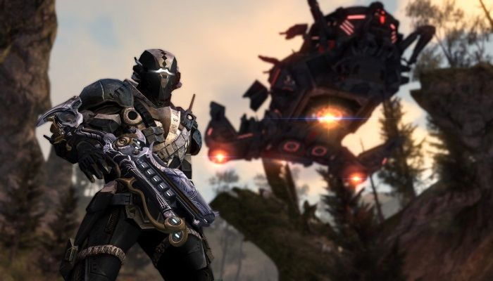The Ups and Downs of Defiance 2050's First Beta - Defiance 2050 Previews