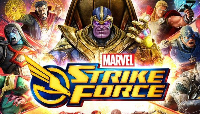 Tackling Thanos in Marvel Strike Force