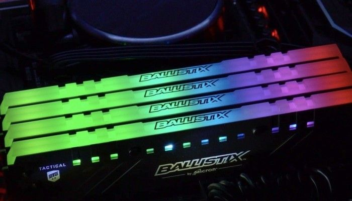 Ballistix Tactical Tracer RGB DDR4 Review - Where Speed and Style Collide