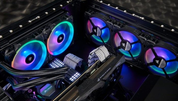 Corsair LL120/LL140 RGB Fans: Enter the Light Loop