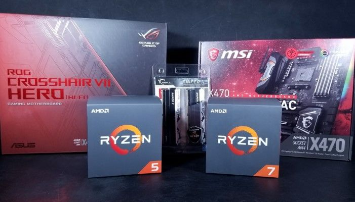 AMD Ryzen 7 2700X and Ryzen 5 2600X Reviewed - Next Gen Zen