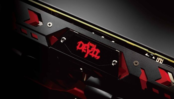 PowerColor RED DEVIL Radeon RX580 8GB: Devil in a Red Dress - MMORPG com