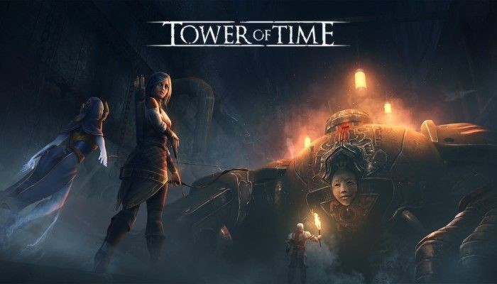 Tower of Time: A Timeless RPG