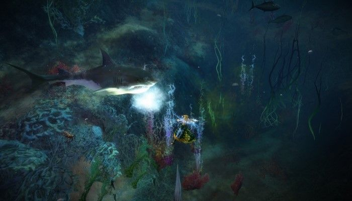Diving Into Underwater Combat Changes  - Guild Wars 2 News