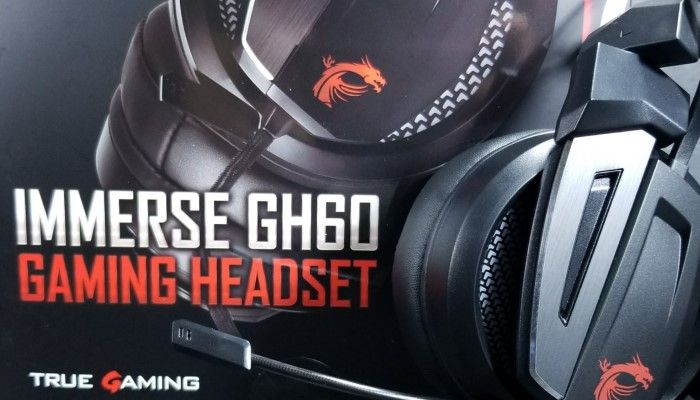 MSI Immerse GH60 Hi Res Gaming Headset: Worth $100?