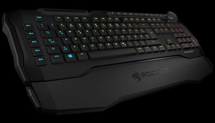 Roccat HORDE AIMO Keyboard Review: Membranical Mechanicals Can