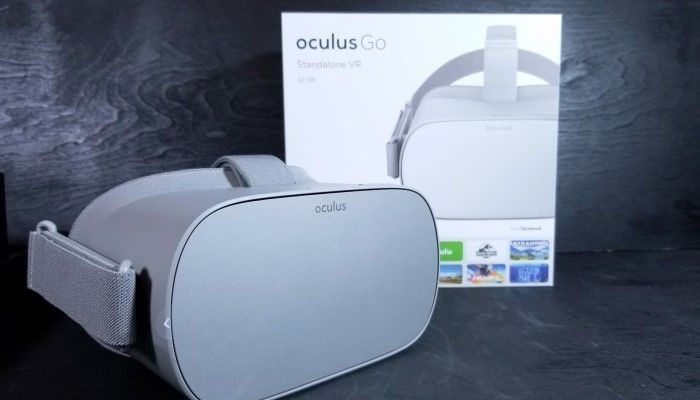 - Oculus Go: The Way Forward for Mainstream VR