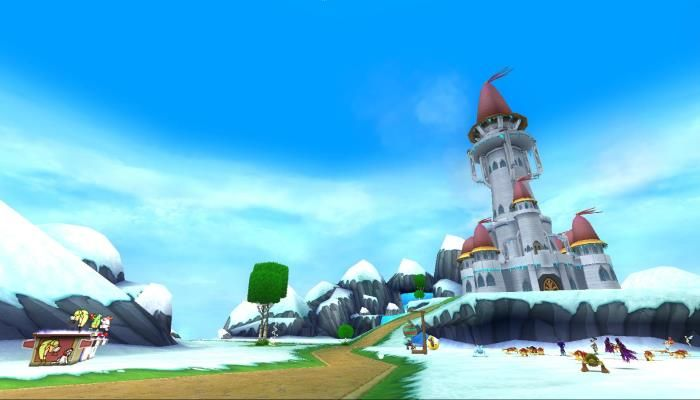 Wizard101 - Castle Uses For The 'Decorating Challenged'