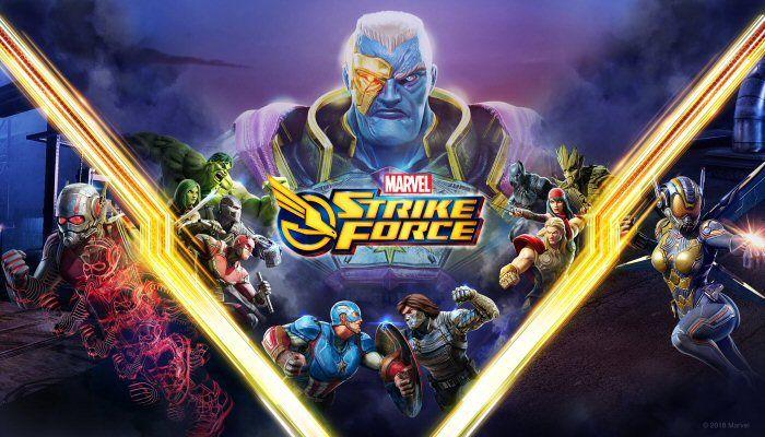 """Jeux de """"Marvel Strike Force"""" generator et telechargement gratuit sans offre et payer"""