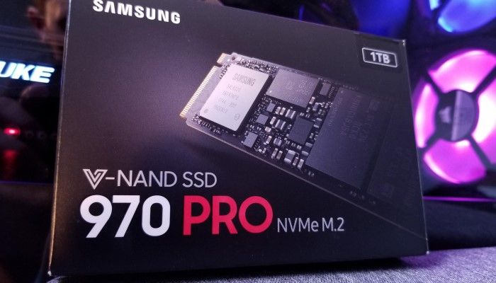 Samsung 970 Pro NVME M 2 SSD: The Reigning King of NVME SSDs