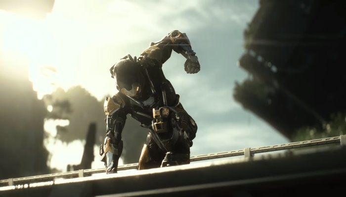 Anthem - BioWare?s Swansong