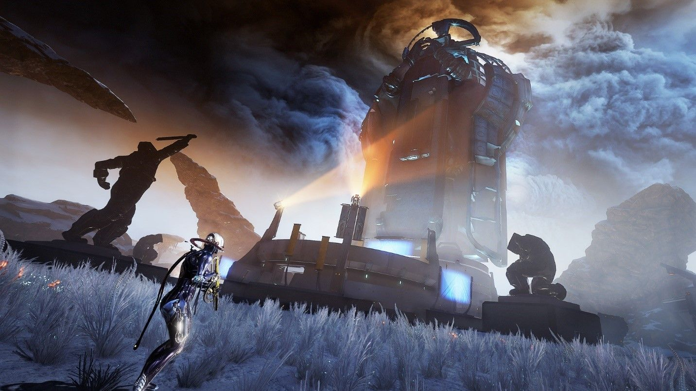 Fortuna Takes Tennos to Venus, and Railjack Revealed