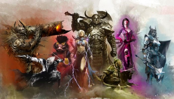 Returning to GW2 - Class Choice - Guild Wars 2 News