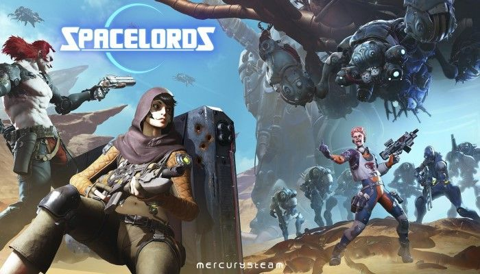 - Raiders of the Broken Planet Becomes Spacelords