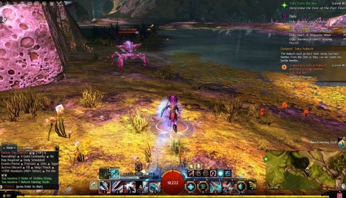 Returning to Guild Wars 2 – Class Choice - Continued
