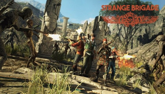 Strange Brigade Review - Spiffy, Tricky & Addictive, Old Chap!