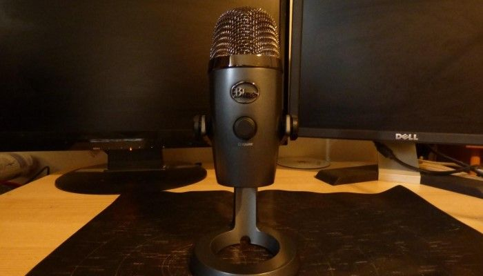Blue Yeti Nano Review:  A Little Bit of Perfect?