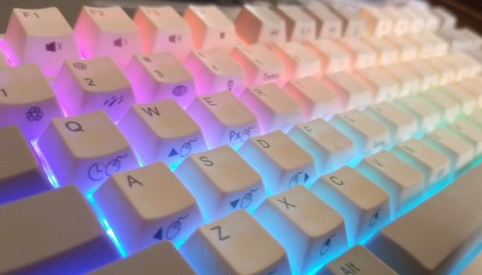 PLUM NIZ Keyboard Micro84 EC Review - An Incredibly Light & Fast Choice for Gamers
