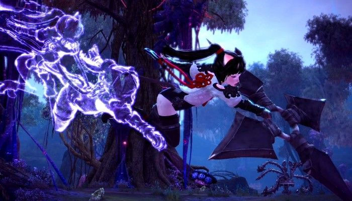 Portal Aoc Terra : Pax preview tera ninja class comes to consoles mmorpg.com