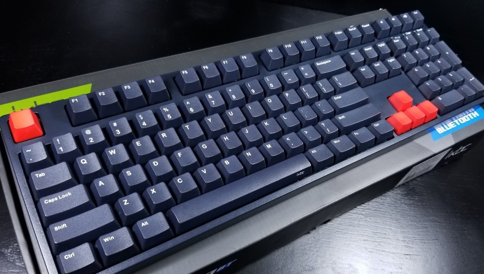 iKBC CD108 Bluetooth Mechanical Keyboard Review