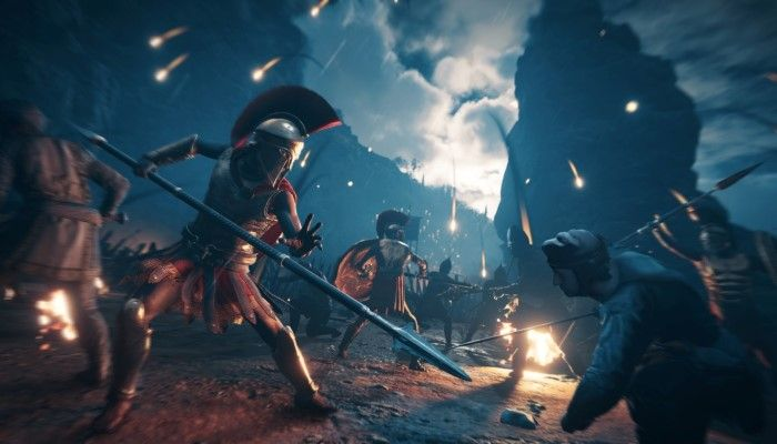 Talking Narrative and RPG Choice in Assassin's Creed: Odyssey