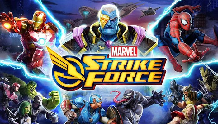 Marvel Strike Force Gets Villainous with Three New Characters