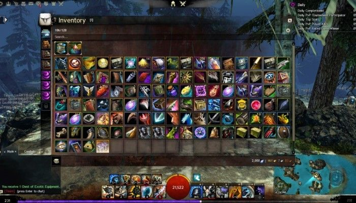 Returning to Guild Wars 2: That Pesky Itemization