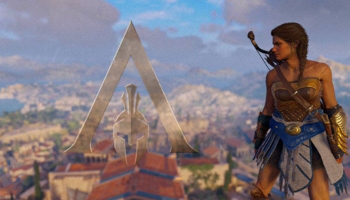 Assassin's Creed Odyssey Review - Ubisoft's Wonder Woman