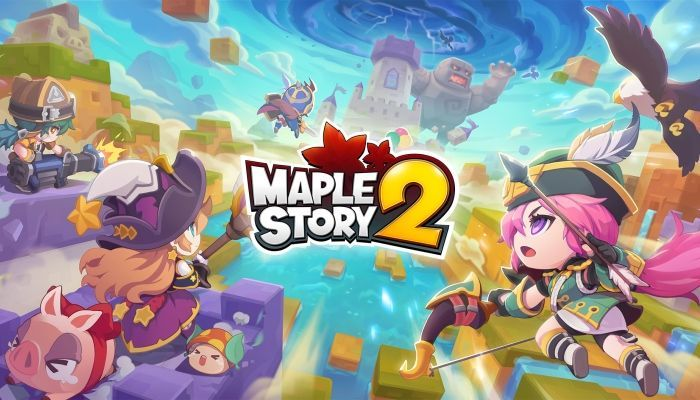 MapleStory 2 Review in Progress #1