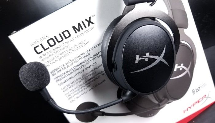 HyperX Cloud MIX Gaming/Bluetooth Headset Review