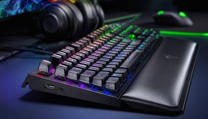 Razer Blackwidow Elite Mechanical Keyboard Review - MMORPG com