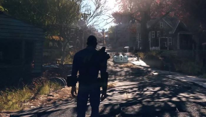 Fallout 76: C.A.M.P and Why it's Important