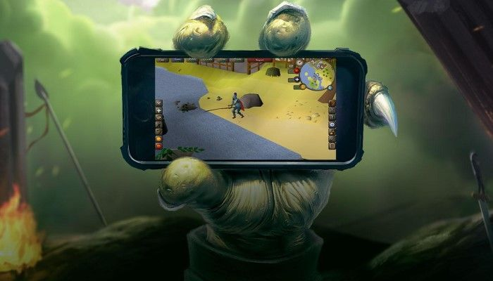 Runescape: Talking Old School Mobile