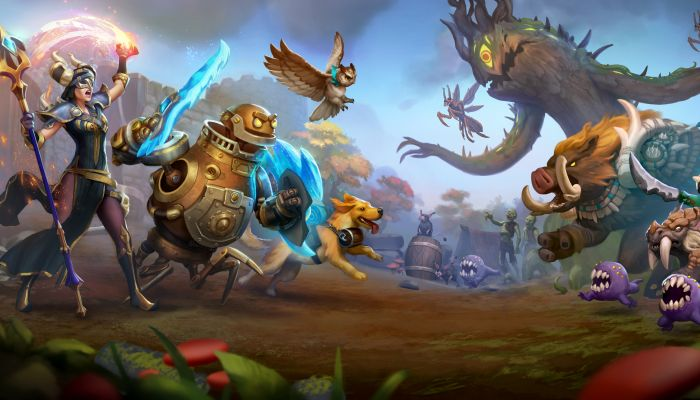 Torchlight Frontiers & the Awesome Power of Relic Weapons