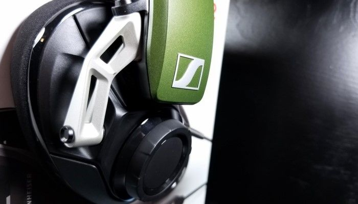 Sennheiser GSP 550 Surround Sound Gaming Headset Review
