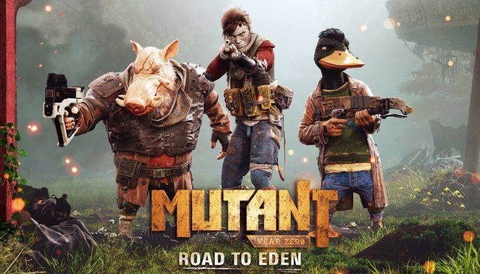 Mutant Year Zero: Road to Eden – First Impressions