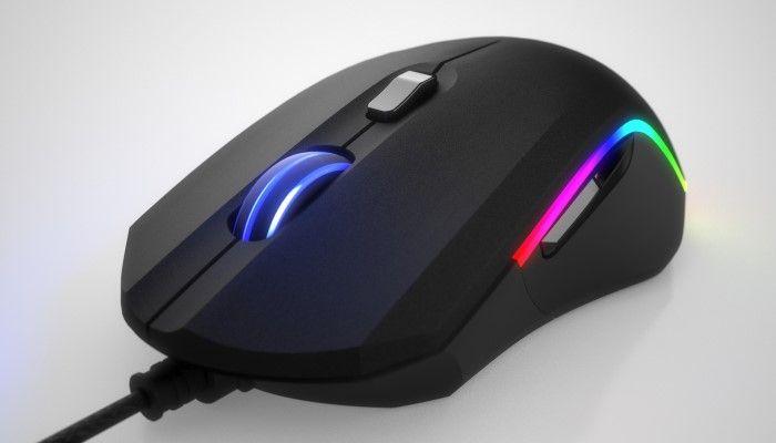 Kinesis Vektor RGB Gaming Mouse Review - MMORPG com