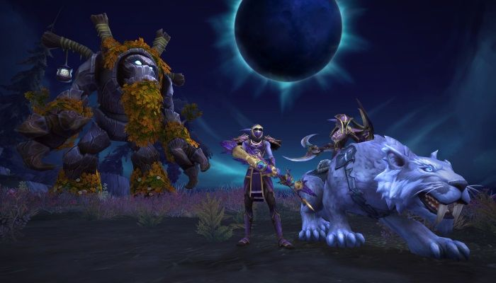 World of Warcraft BlizzCon Interview - OMG All the WoW Things!