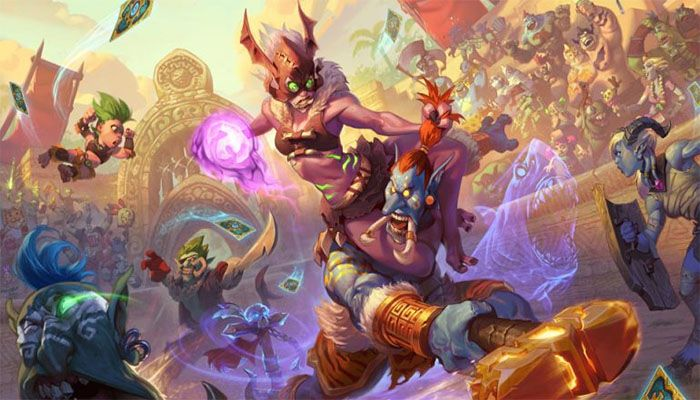 It's Time to Troll with Rastakhan's Rumble - Hearthstone News