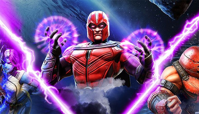 Marvel Strike Force - Here Come The Brotherhood of Mutants