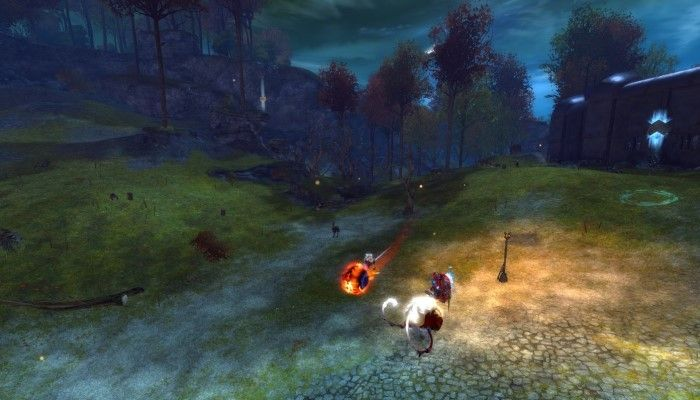 Guild Wars 2 - Beetle Races