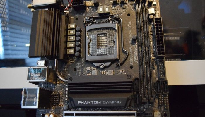 ASRock Z390 Phantom Gaming-ITX/ac Motherboard Review - MMORPG com