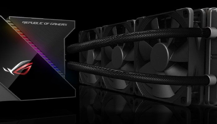 ASUS ROG Ryujin 360 AIO CPU Cooler Review