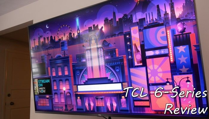 TCL 6-Series UHD TV Review: The Best TV Under $1000